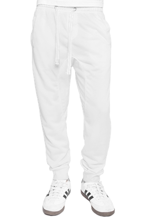 mens pants french terry joggers