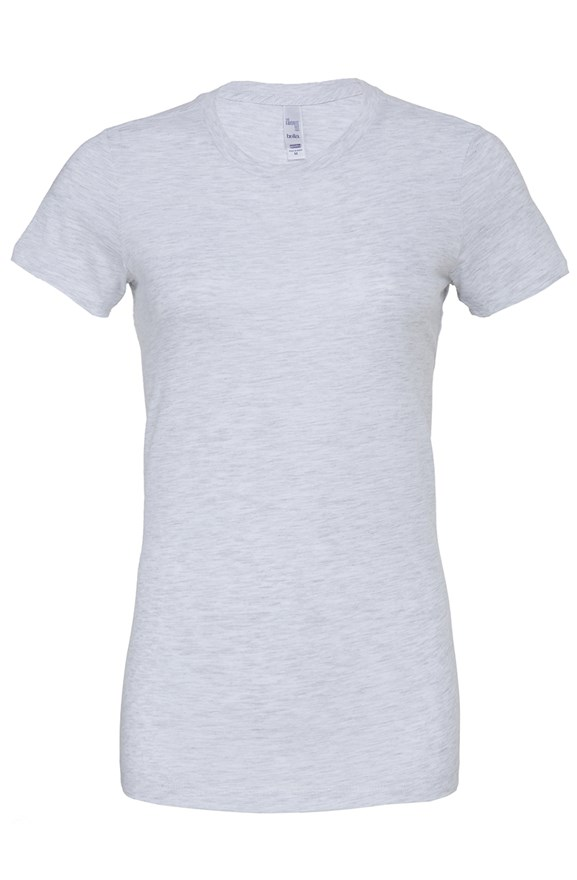 bella canvas heather tee