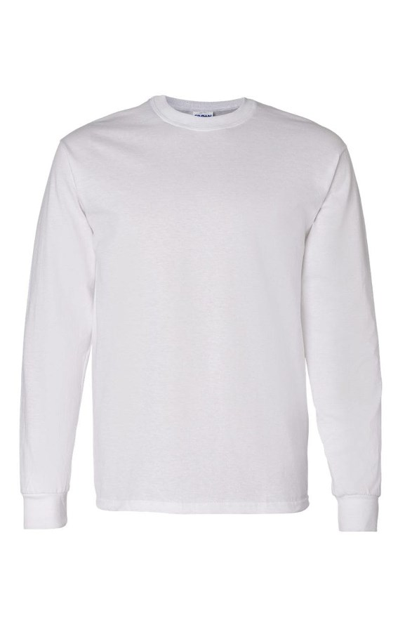 mens tshirts gildan long sleeve tee