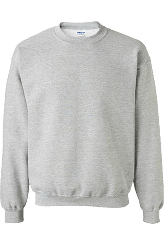 mens sweatshirts gildan heavy crewneck sweatshirt