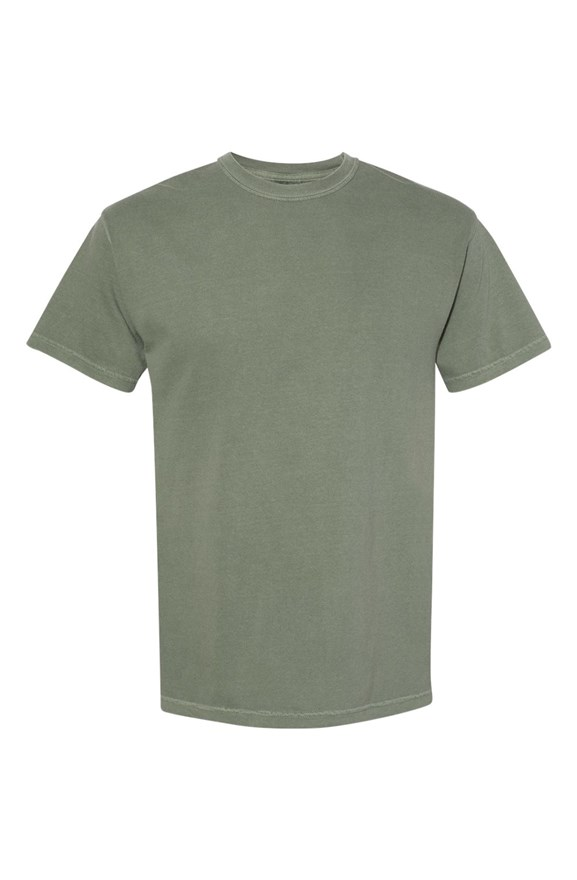 mens tshirts Made in USA Short Sleeve Crew T-Shirt