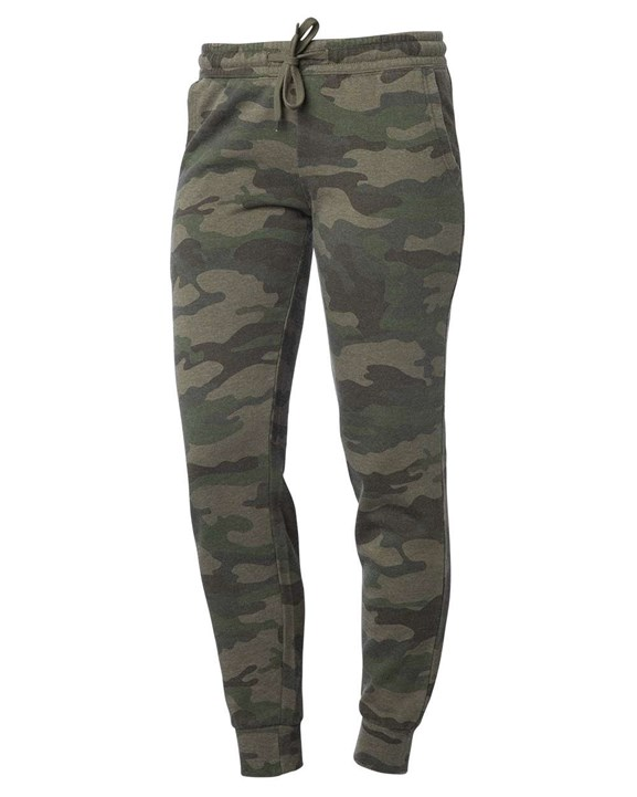 womens pants Womens Camo Wash Sweatpants