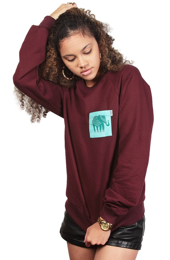 Bella Canvas unisex crew neck sweatshirt